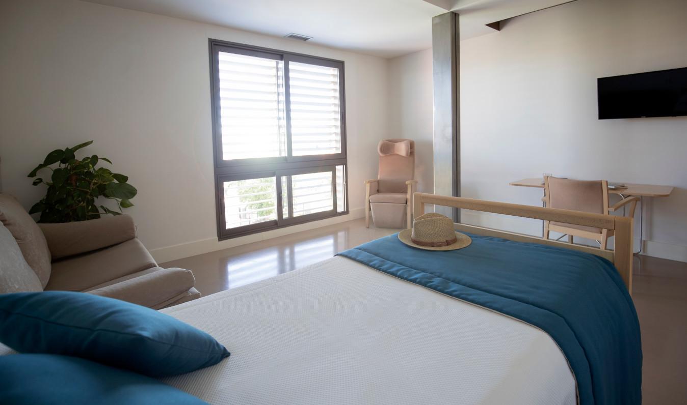 habitaciones clínica lópez ibor